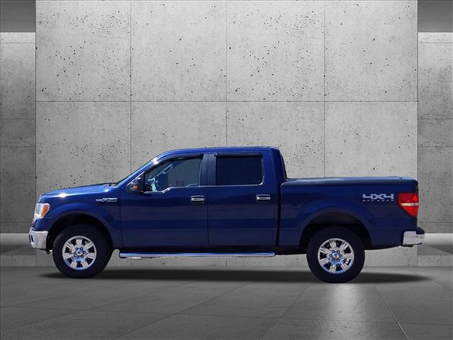 2011 Ford F-150 Super Cab 4x4, Pickup #BFA13115 - photo 8
