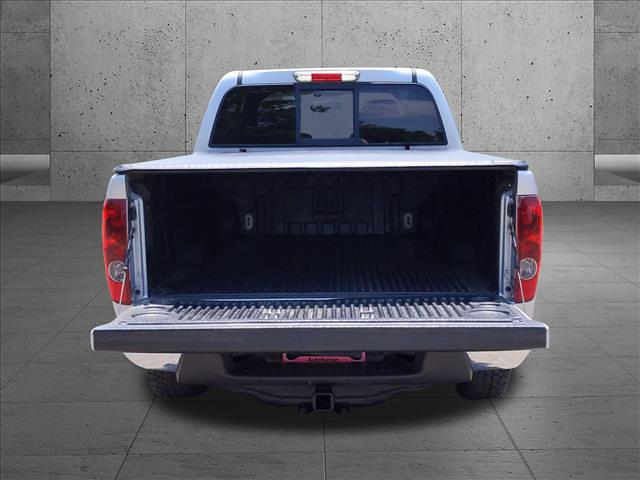 2012 GMC Canyon Crew Cab 4x4, Pickup #C8101746 - photo 4