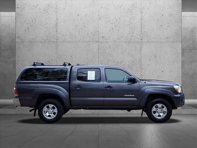 2012 Toyota Tacoma Double Cab 4x4, Pickup #CM102520 - photo 5