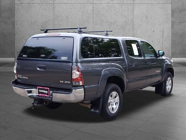 2012 Toyota Tacoma Double Cab 4x4, Pickup #CM102520 - photo 6