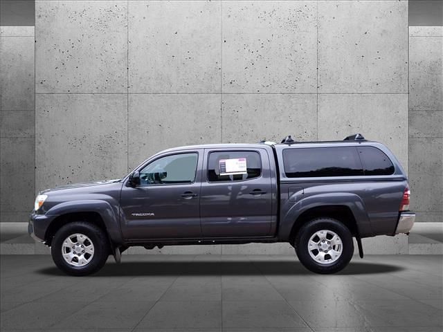 2012 Toyota Tacoma Double Cab 4x4, Pickup #CM102520 - photo 9