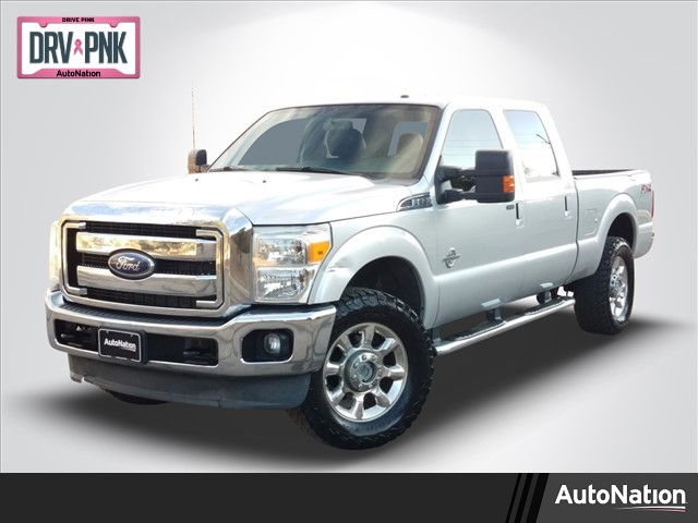 2013 F-350 Crew Cab 4x4, Pickup #DEA53678 - photo 1