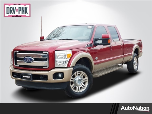 2013 F-350 Crew Cab 4x4, Pickup #DEA74884 - photo 1