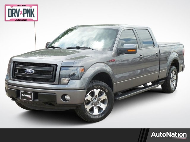 2013 F-150 SuperCrew Cab 4x4,  Pickup #DFA05295 - photo 1
