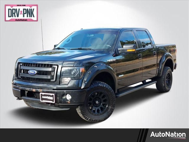 2013 F-150 SuperCrew Cab 4x4, Pickup #DFB94014 - photo 1