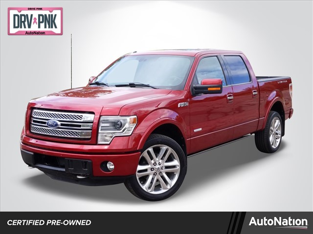 2013 F-150 SuperCrew Cab 4x4, Pickup #DFC22165 - photo 1