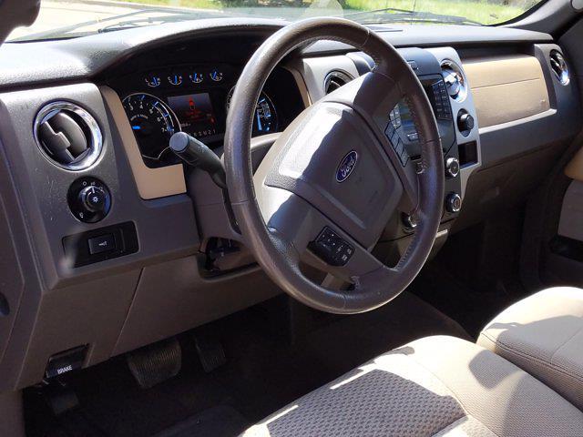2013 Ford F-150 SuperCrew Cab 4x4, Pickup #DKE28212 - photo 10