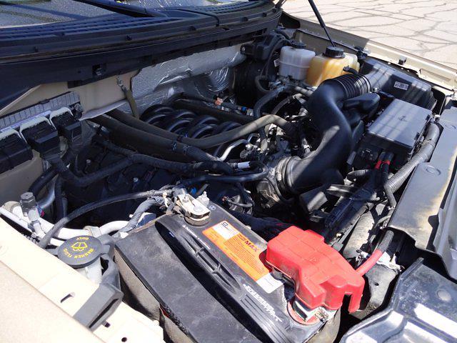 2013 Ford F-150 SuperCrew Cab 4x4, Pickup #DKE28212 - photo 21