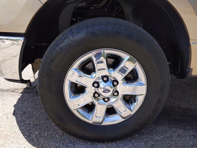 2013 Ford F-150 SuperCrew Cab 4x4, Pickup #DKE28212 - photo 22