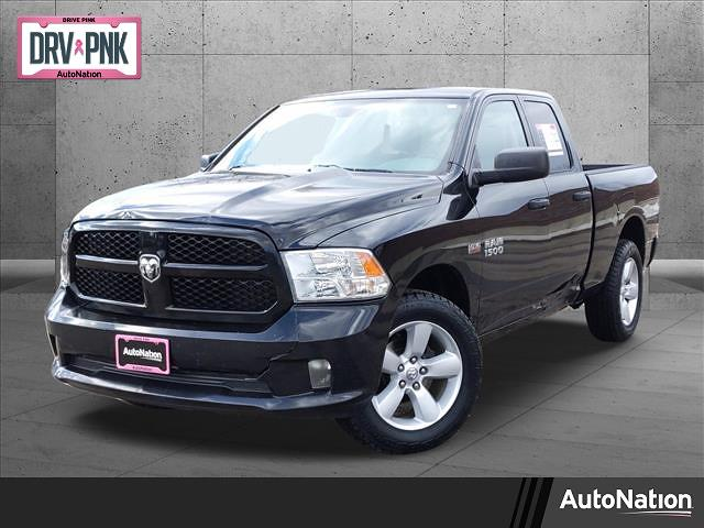 2013 Ram 1500 Quad Cab 4x4, Pickup #DS505087 - photo 1