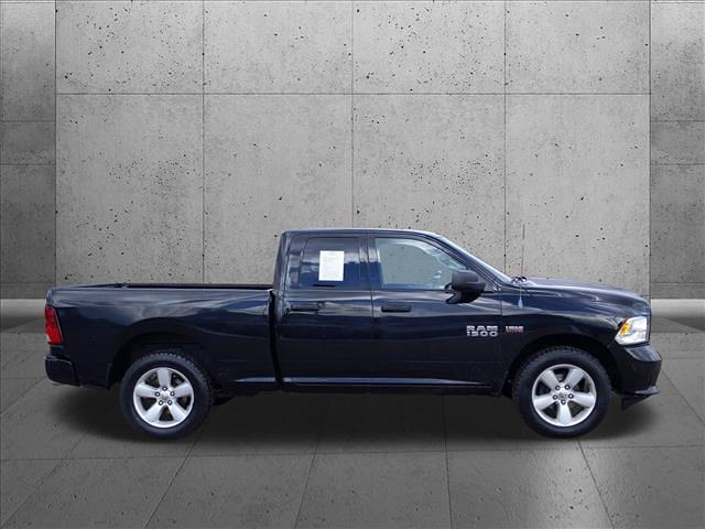 2013 Ram 1500 Quad Cab 4x4, Pickup #DS505087 - photo 5