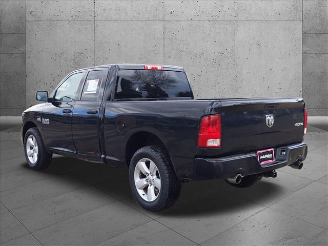 2013 Ram 1500 Quad Cab 4x4, Pickup #DS505087 - photo 2