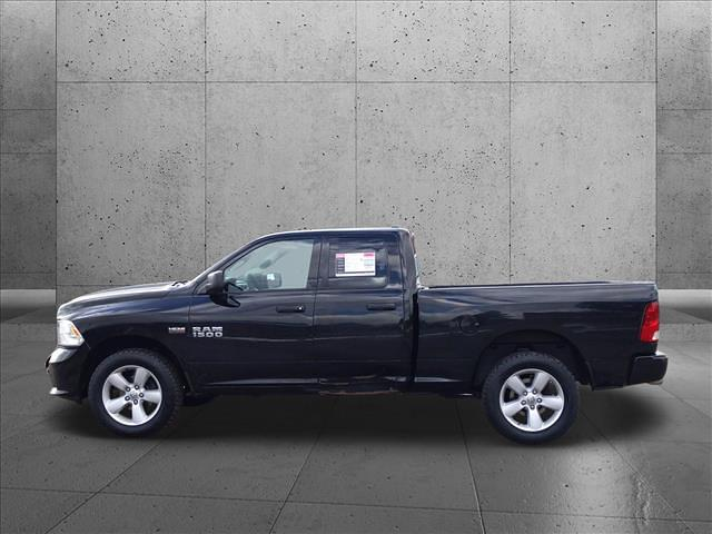 2013 Ram 1500 Quad Cab 4x4, Pickup #DS505087 - photo 8
