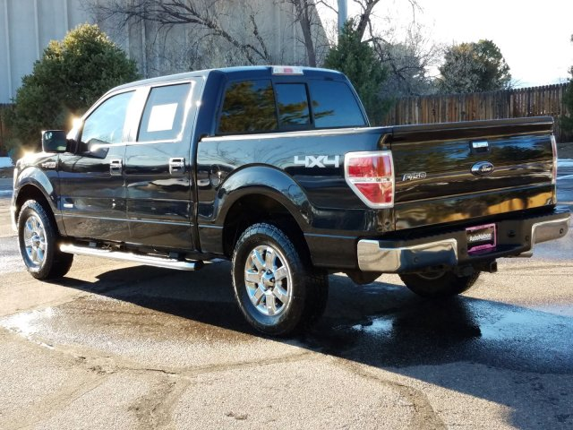 2014 F-150 SuperCrew Cab 4x4, Pickup #EFA48442 - photo 1