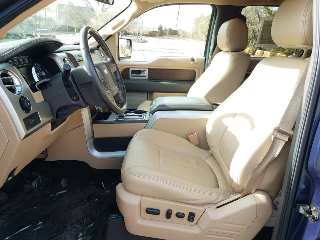 2014 F-150 SuperCrew Cab 4x2, Pickup #EFB49343 - photo 14