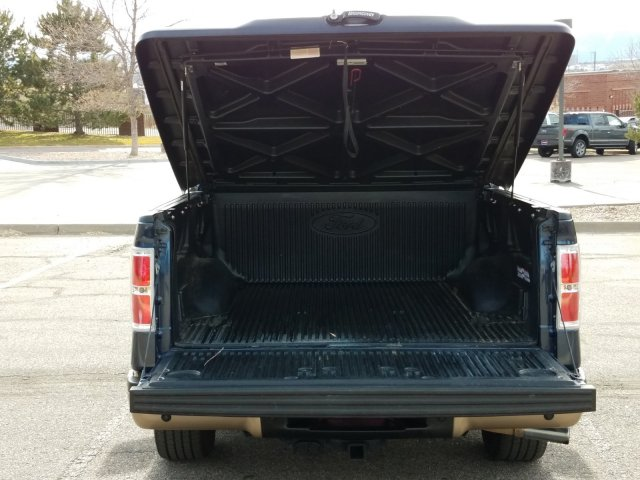 2014 F-150 SuperCrew Cab 4x2, Pickup #EFB49343 - photo 17