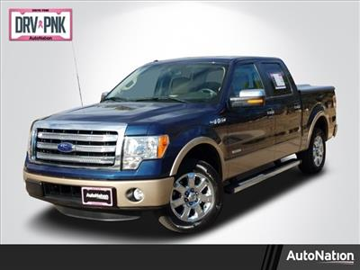 2014 F-150 SuperCrew Cab 4x2, Pickup #EFB49343 - photo 1