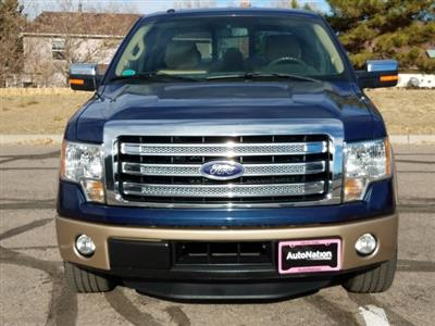 2014 F-150 SuperCrew Cab 4x2, Pickup #EFB49343 - photo 3