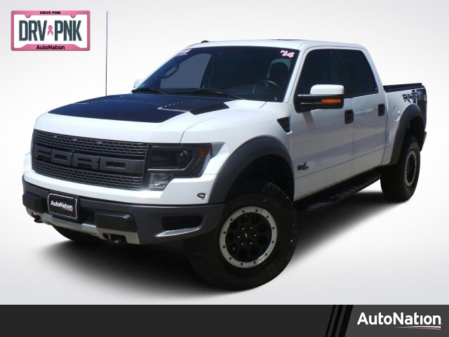 2014 F-150 SuperCrew Cab 4x4,  Pickup #EFC94211 - photo 1