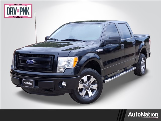 2014 Ford F-150 SuperCrew Cab 4x4, Pickup #EKD52238 - photo 1