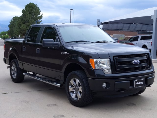 2014 Ford F-150 SuperCrew Cab 4x4, Pickup #EKD52238 - photo 4