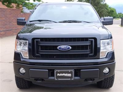 2014 Ford F-150 SuperCrew Cab 4x4, Pickup #EKD52238 - photo 3