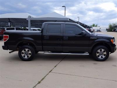 2014 Ford F-150 SuperCrew Cab 4x4, Pickup #EKD52238 - photo 5