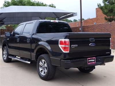 2014 Ford F-150 SuperCrew Cab 4x4, Pickup #EKD52238 - photo 2
