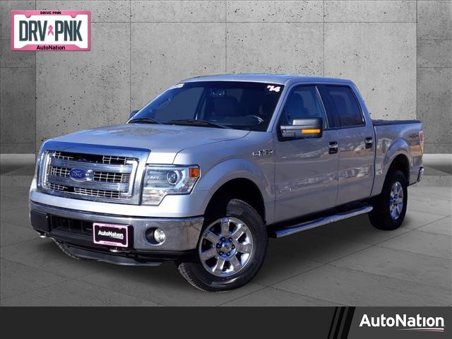 2014 Ford F-150 SuperCrew Cab 4x4, Pickup #EKF23914 - photo 1
