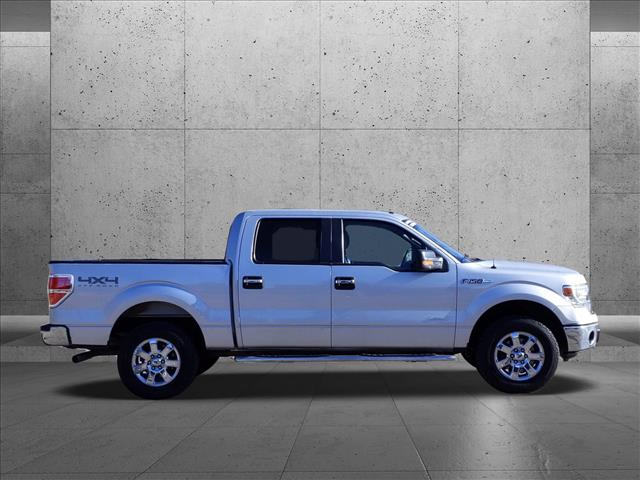2014 Ford F-150 SuperCrew Cab 4x4, Pickup #EKF23914 - photo 5