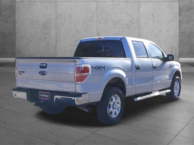 2014 Ford F-150 SuperCrew Cab 4x4, Pickup #EKF23914 - photo 7