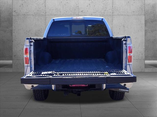 2014 Ford F-150 SuperCrew Cab 4x4, Pickup #EKF23914 - photo 9
