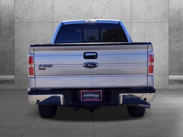 2014 Ford F-150 SuperCrew Cab 4x4, Pickup #EKF23914 - photo 11