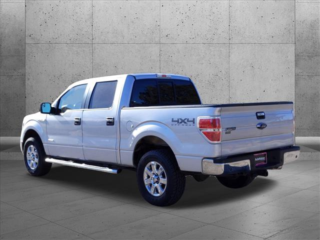 2014 Ford F-150 SuperCrew Cab 4x4, Pickup #EKF23914 - photo 2