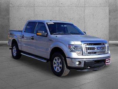 2014 Ford F-150 SuperCrew Cab 4x4, Pickup #EKF23914 - photo 4