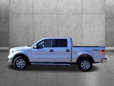 2014 Ford F-150 SuperCrew Cab 4x4, Pickup #EKF23914 - photo 14