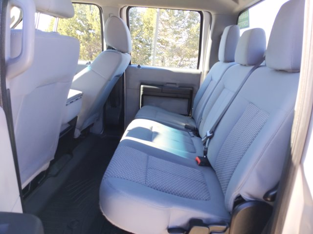2015 Ford F-250 Crew Cab 4x4, Service Body #FEA59911 - photo 15