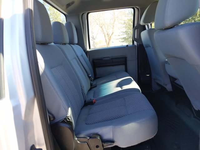 2015 Ford F-250 Crew Cab 4x4, Service Body #FEA59911 - photo 16
