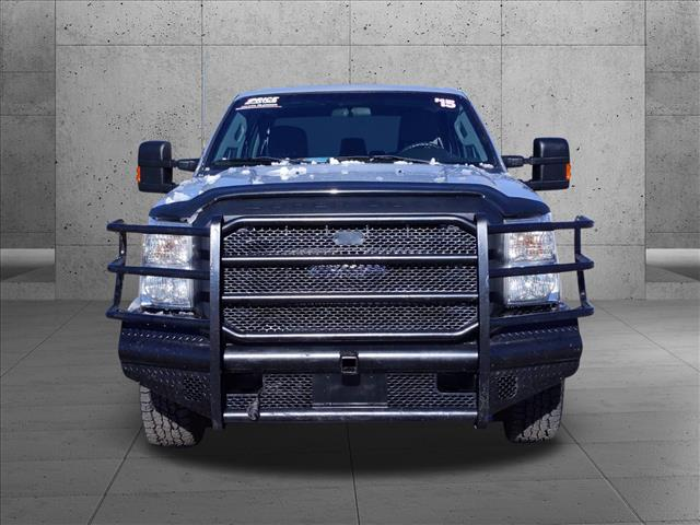 2015 Ford F-250 Crew Cab 4x4, Service Body #FEA59911 - photo 3