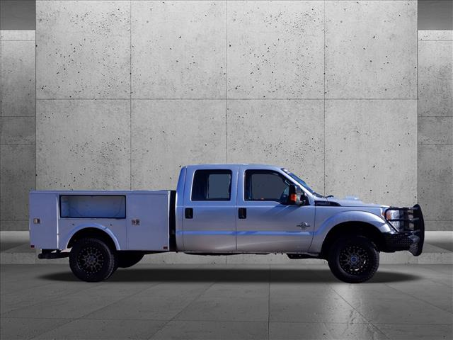 2015 Ford F-250 Crew Cab 4x4, Service Body #FEA59911 - photo 5