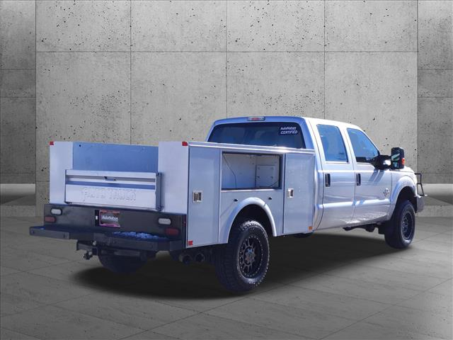 2015 Ford F-250 Crew Cab 4x4, Service Body #FEA59911 - photo 6