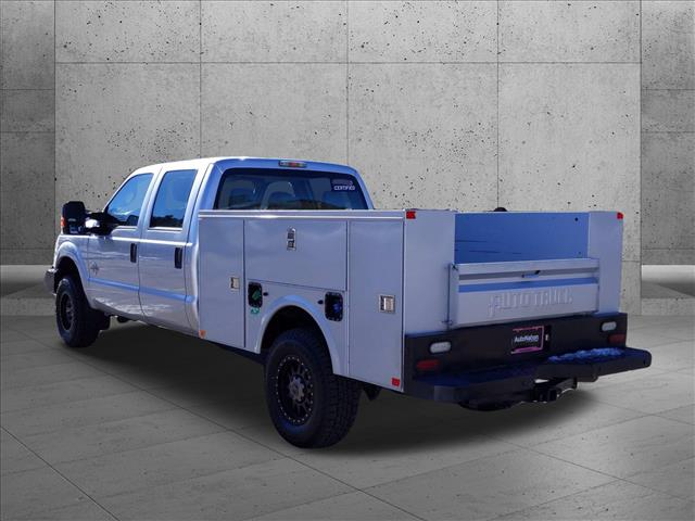2015 Ford F-250 Crew Cab 4x4, Service Body #FEA59911 - photo 2