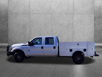 2015 Ford F-250 Crew Cab 4x4, Service Body #FEA59911 - photo 8