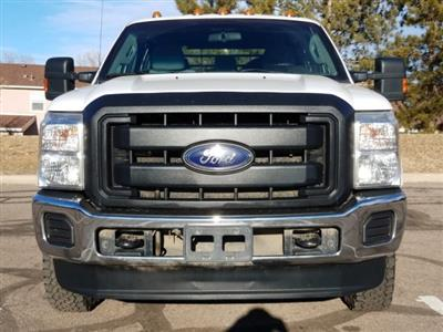 2015 F-350 Crew Cab DRW 4x4, Platform Body #FEA77064 - photo 3