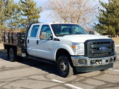 2015 F-350 Crew Cab DRW 4x4, Platform Body #FEA77064 - photo 4