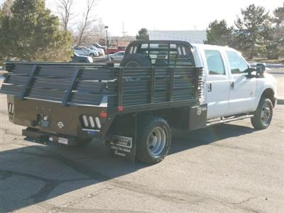 2015 F-350 Crew Cab DRW 4x4, Platform Body #FEA77064 - photo 6