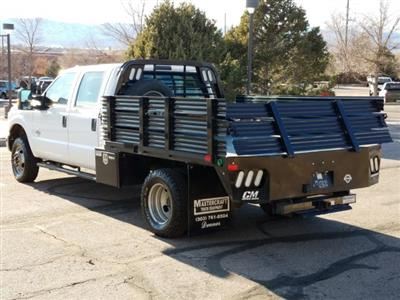 2015 F-350 Crew Cab DRW 4x4, Platform Body #FEA77064 - photo 2