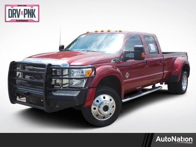 2015 F-450 Crew Cab DRW 4x4,  Pickup #FEB01136 - photo 1