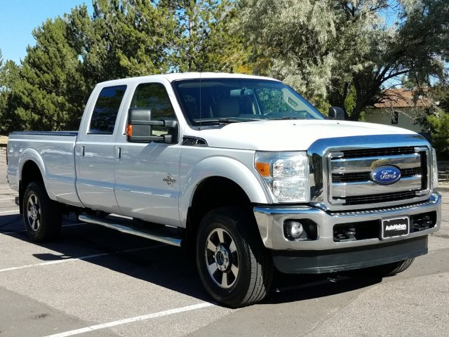 2015 F-350 Crew Cab 4x4, Pickup #FEB87737 - photo 4