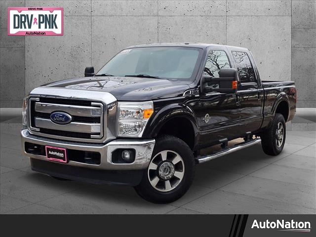2015 Ford F-250 Crew Cab 4x4, Pickup #FED16189 - photo 1